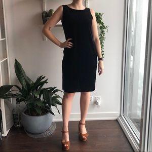 🦎BOGO VINTAGE VELVET slip / sheath dress